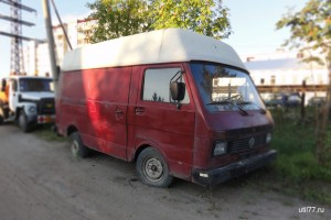 Утилизационный сбор на фургоны