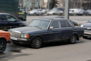 Утилизация автомобиля Mercedes