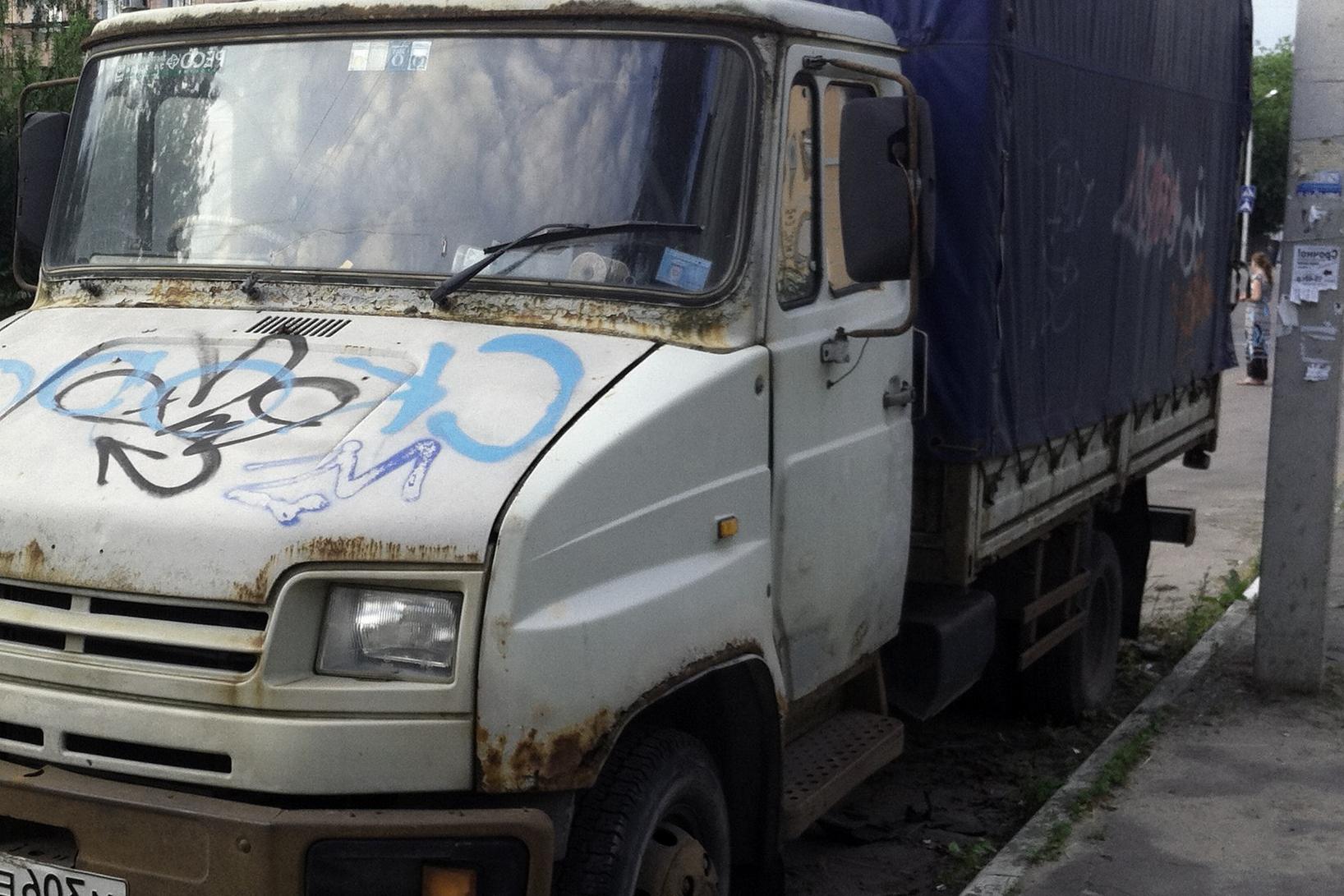 Утилизация грузовых автомобилей в Москве