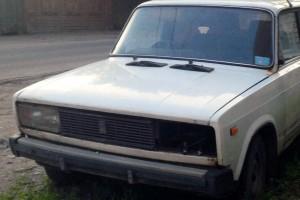 Автомобиль ВАЗ 2107 на утилизацию
